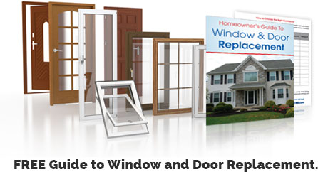 FREE Guide to Window and Door Replacement